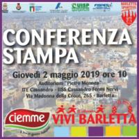 Calendario Corripuglia 2020.Conferenza Stampa Di Presentazione Della Ciemme Vivi